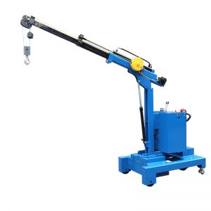 FEC450 full electric hydraulic lifting crane